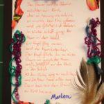 Ein Gedicht zum Märchen